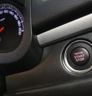 start stop w samochodzie